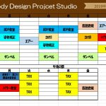 BodyDesignProjectStudio教室一覧